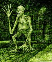 VtM: Nosferatu vampire