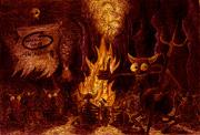 Inferno inside
